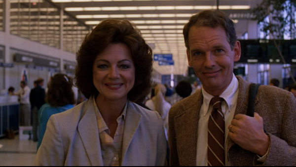 Tom Cruise's mom and dad in Risky Business
