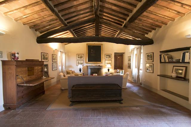 Borgo di Fonterutoli-Cantine Mazzei-Camera