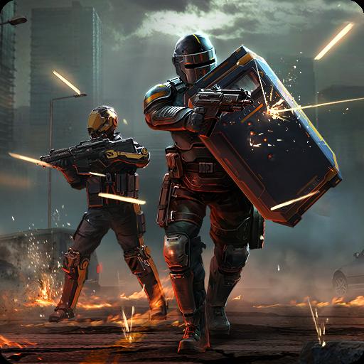 تحميل لعبة Modern Combat 5: eSports FPS v3.3.0g مهكرة وكاملة للاندرويد أخر اصدار