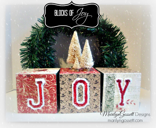 christmas joy holiday decoration