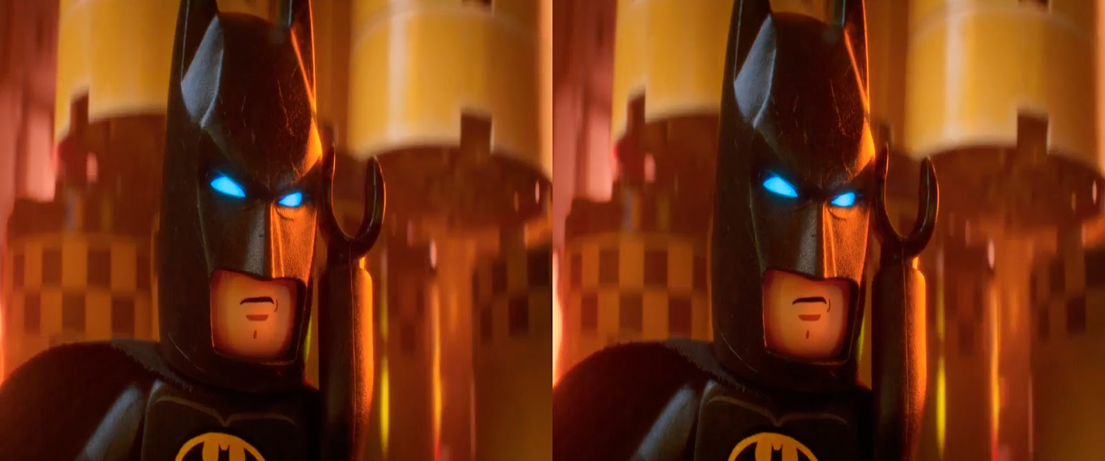 Batman Lego Película 3D HD 1080p Latino captura 1