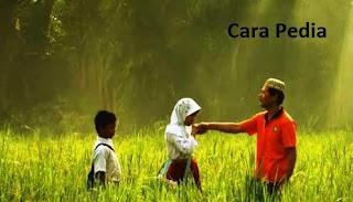Cara efektif mengajarkan anak sopan santun