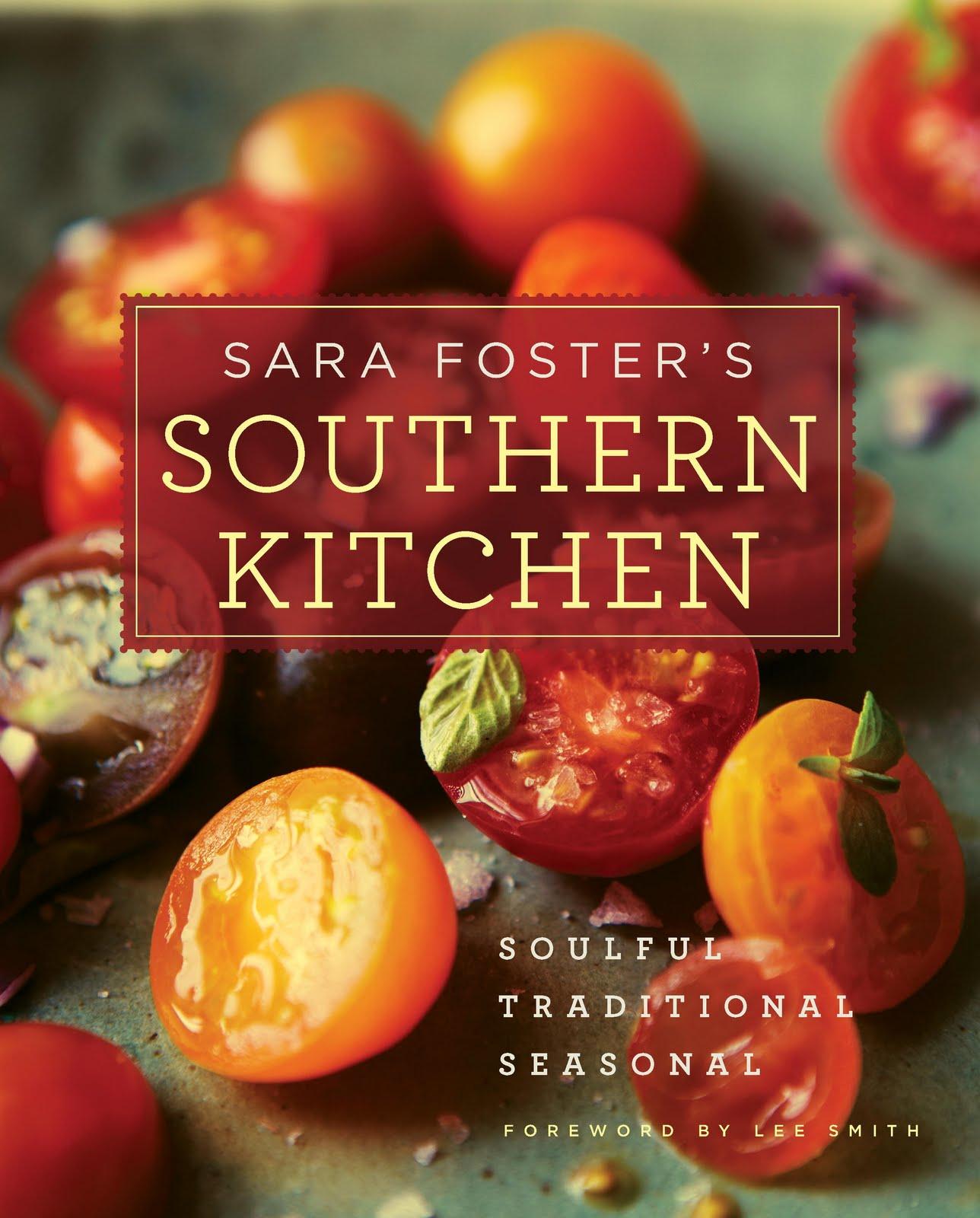 Sara Foster S Southern Kitchen