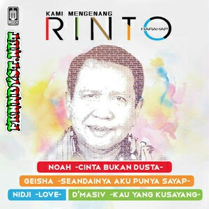 Kami Mengenang Rinto Harahap - EP (2015) Album cover