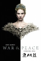 War & Peace Miniseries (2016) Poster