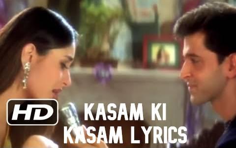 Kasam Ki Kasam Hai Kasam Se Lyrics | LyricsBowl