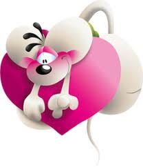 imagenes del ratón diddl amor