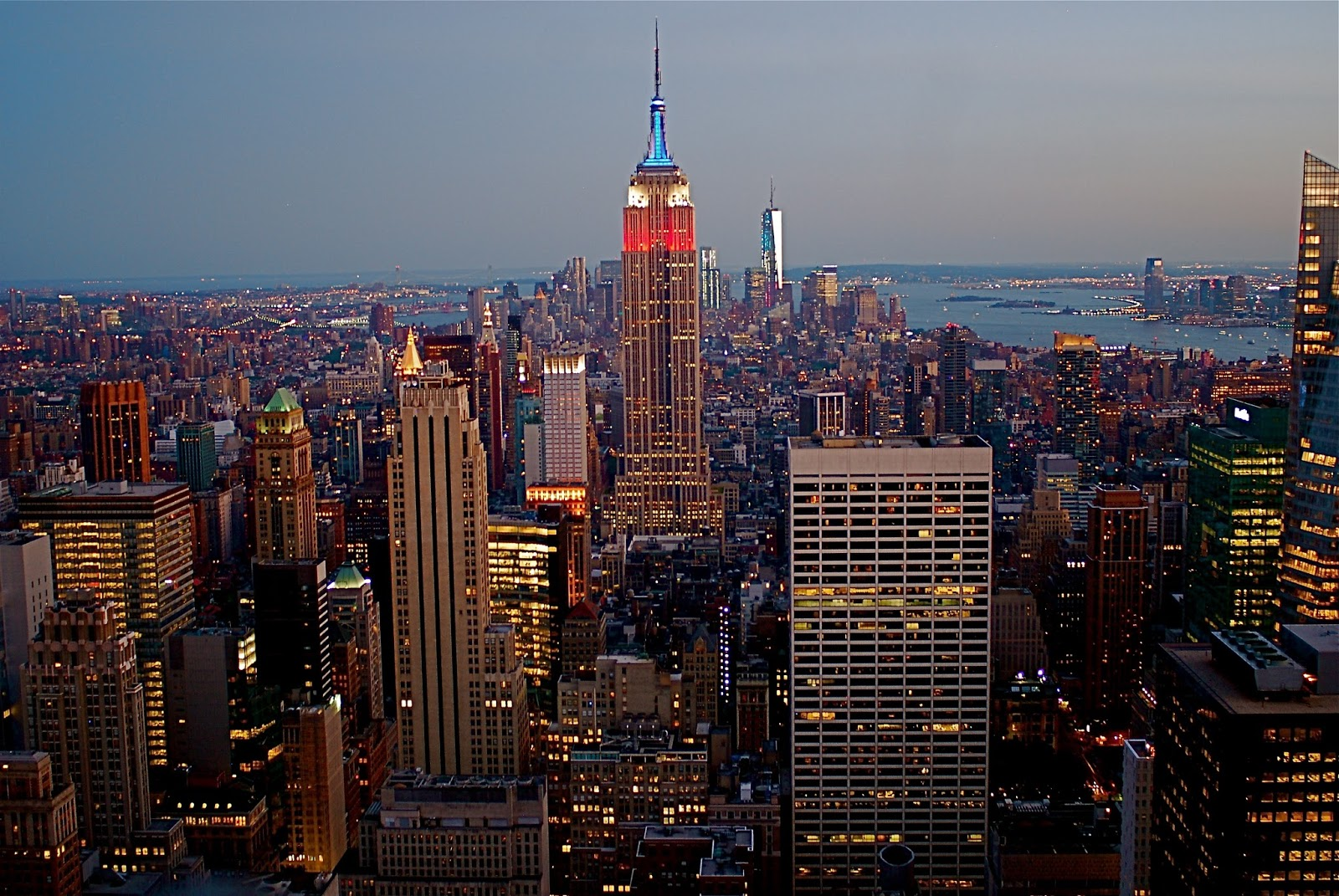 NYC ♥ NYC: Views From The Top Of The Rock® Observation