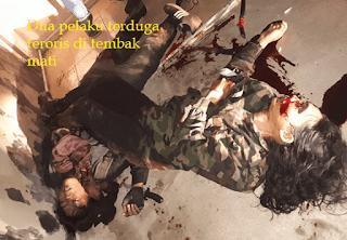 2 Orang di tembak mati oleh petugas polres dharmasraya