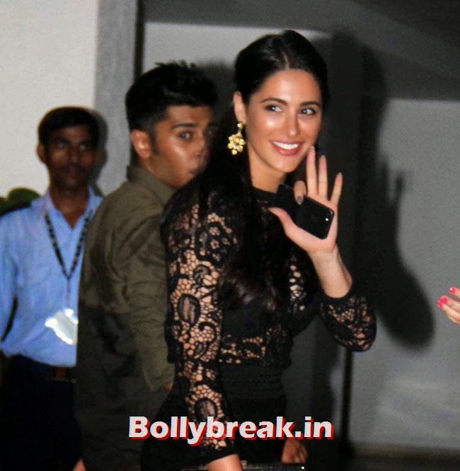 Nargis Fakhri, Karan Johar Birthday Party Pics 2014