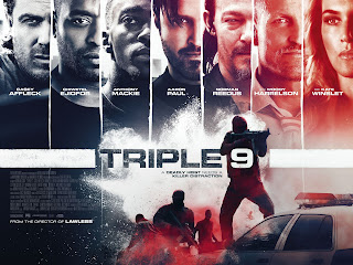Film Triple 9 (2016) Film Subtitle Indonesia