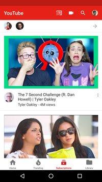 تحميل تطبيق يوتيوب YouTube للاندرويد مجانا