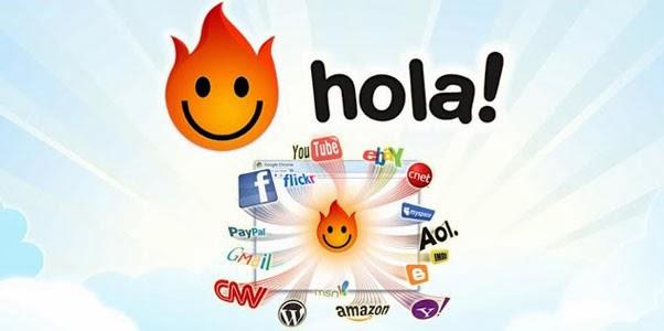 تحميل برنامج هولا عربي مجانا للكمبيوتر برابط مباشر Hola vpn