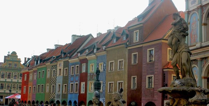 W podróży / En voyage: Poznań, Poland