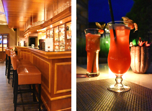 Frische Cocktails aus der Havanna-Bar in Berlin