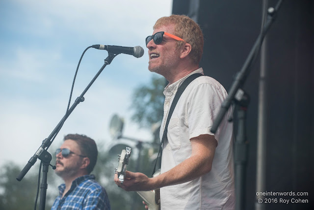 The New Pornographers at The Toronto Urban Roots Festival TURF Fort York Garrison Common September 18, 2016 Photo by Roy Cohen for  One In Ten Words oneintenwords.com toronto indie alternative live music blog concert photography pictures