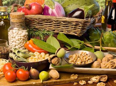 أكل الكثير من الأغذية النباتية الصحية يطيل العمر