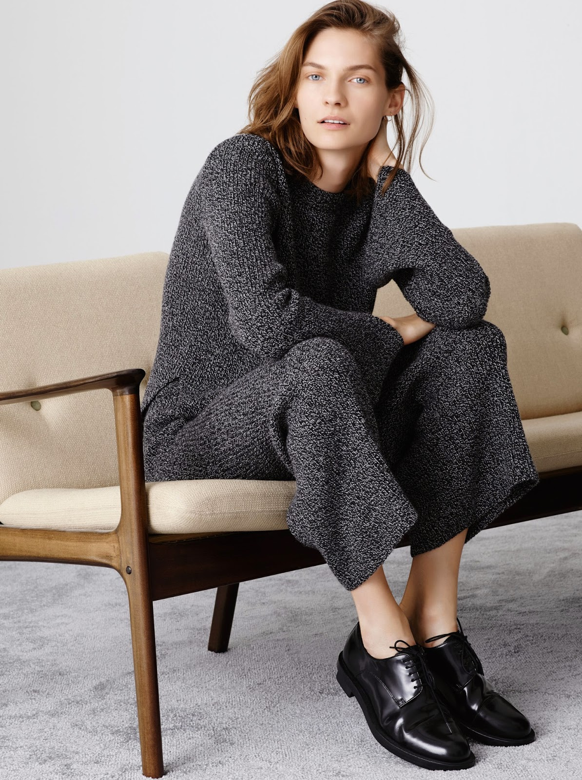 Zara November Lookbook Moda Fashion Trends Tendencias Otoño 2014