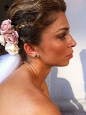 10 Grazi Massafera vestida de noiva