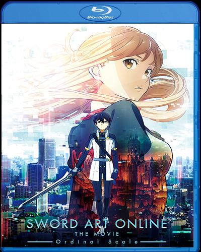 Sword Art Online The Movie: Ordinal Scale [2017] [BD25] [Subtitulado]