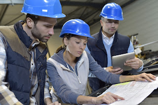 industrial engineers specialists solving project challenges
