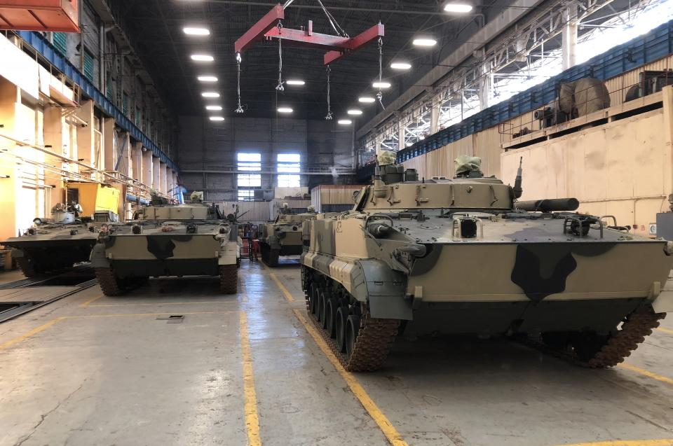 Курганський машинобудівний завод отримав новий контракт на БМП-3