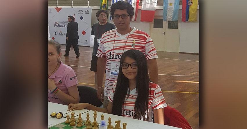 STEPHANIE PUPPI: La joven promesa peruana de 15 años que acapara los títulos en Ajedrez