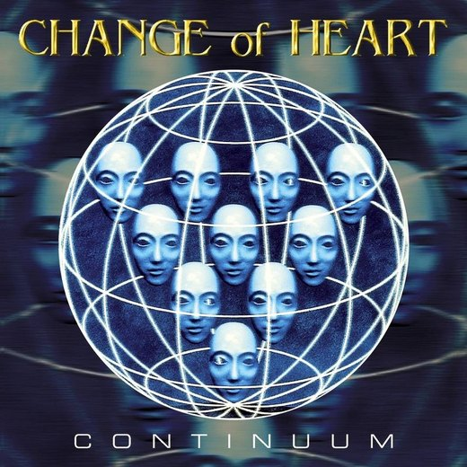 CHANGE OF HEART - Continuum [2016 reissue +1] full