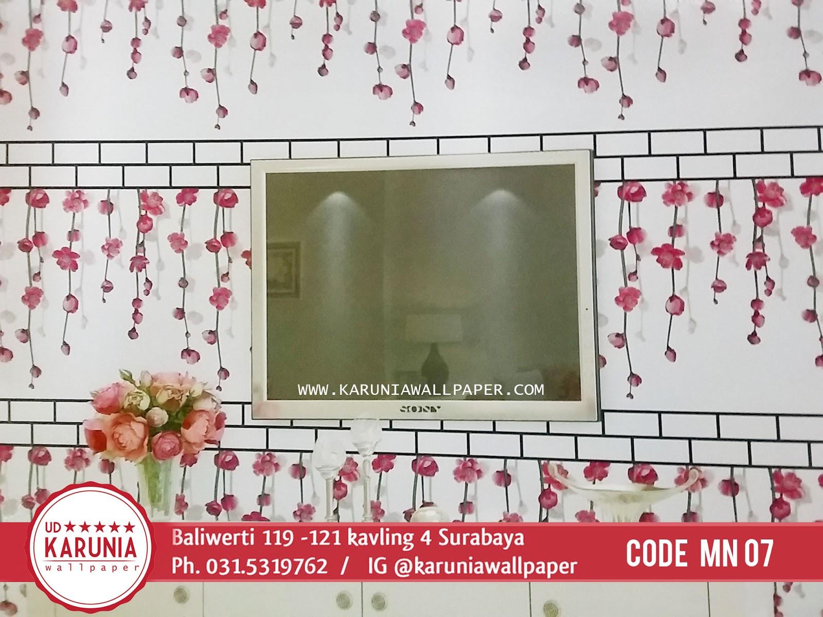 jual wallpaper cantik surabaya