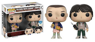 STRANGER THINGS ELEVEN WITH EGGOS & MIKE 2PK FUNKO POP!