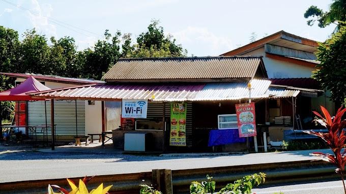 Teruk benar line Celcom di Kampung Delima