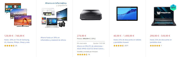 chollos-23-03-amazon-top-10-ofertas-destacadas-flash