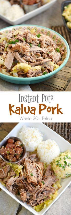 Instant Pork Kalua Pork