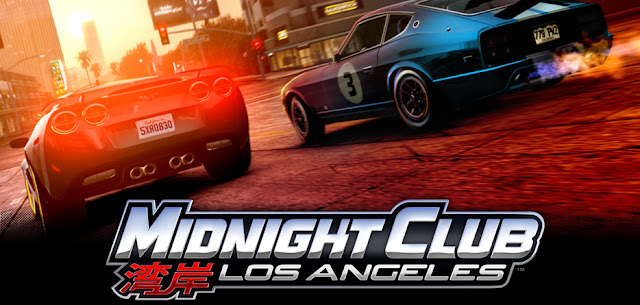 Midnight Club Los Angeles Remix PSP
