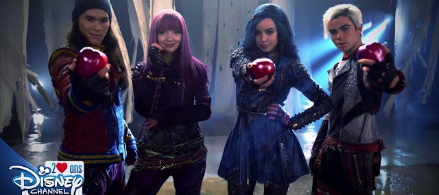 Descendants 2 opinie online