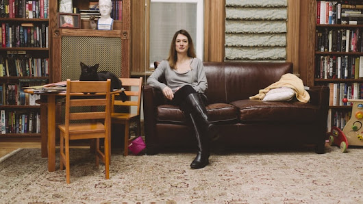 How Writers Made It BIG: Gillian Flynn