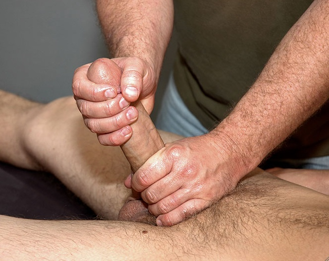 solo old gay massage penis