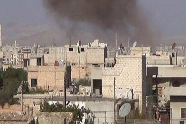 Terroristas atacan ciudad siria de Deir Ezzor
