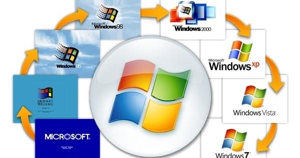 ms windows versions
