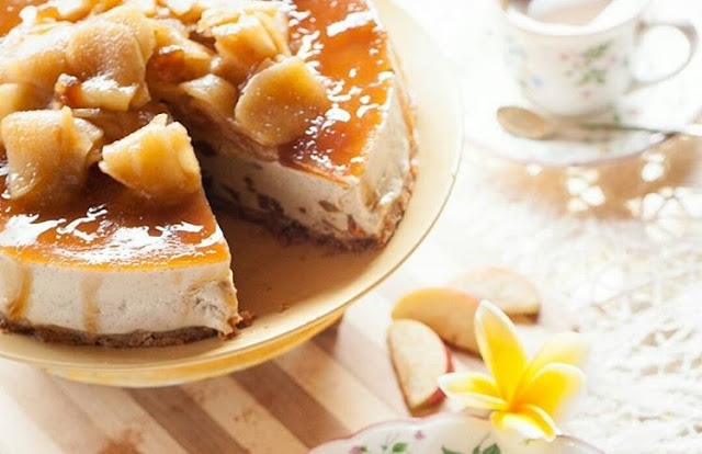 Resep Apple Pie Cheesecake Istimewa