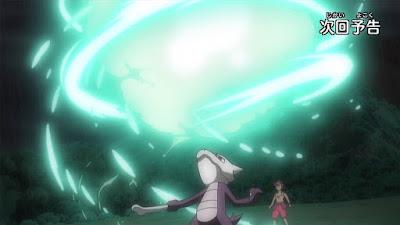 Pokemon Sol y Luna Capitulo 70 Temporada 20 Proteger el rancho, la llama azul contraataca