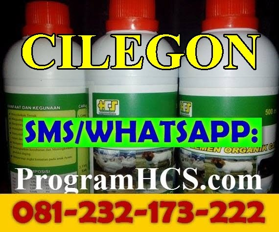 Jual SOC HCS Cilegon