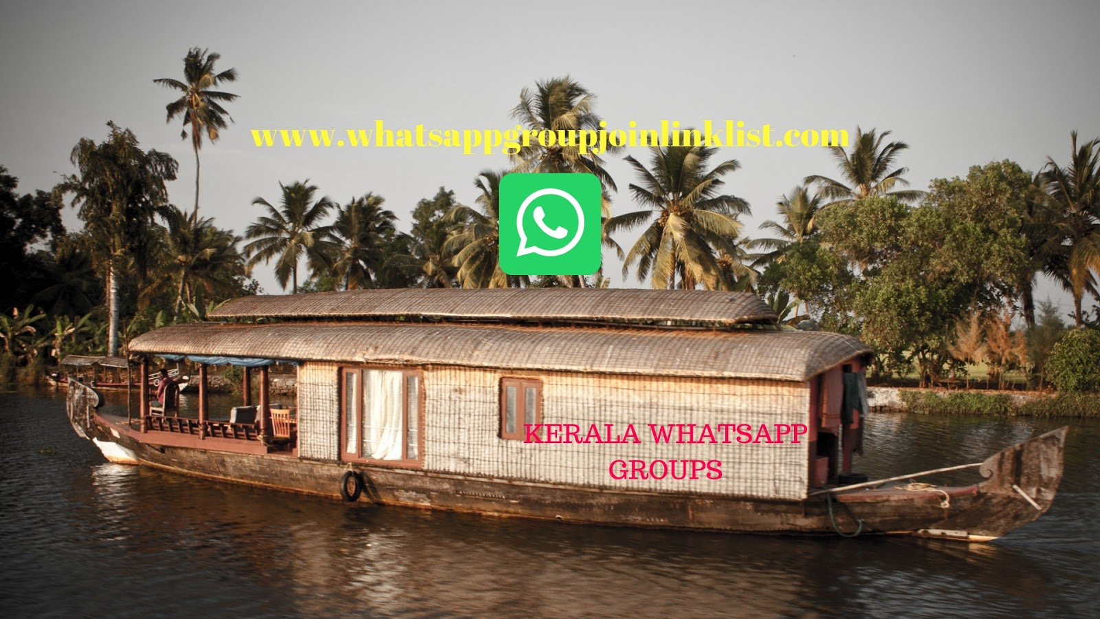 Latest Kerala WhatsApp Group Join Link List