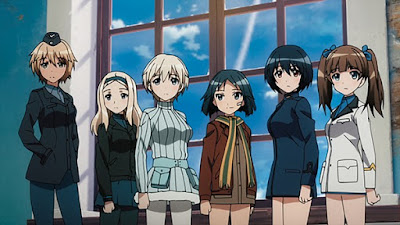 Brave Witches Series Image 2