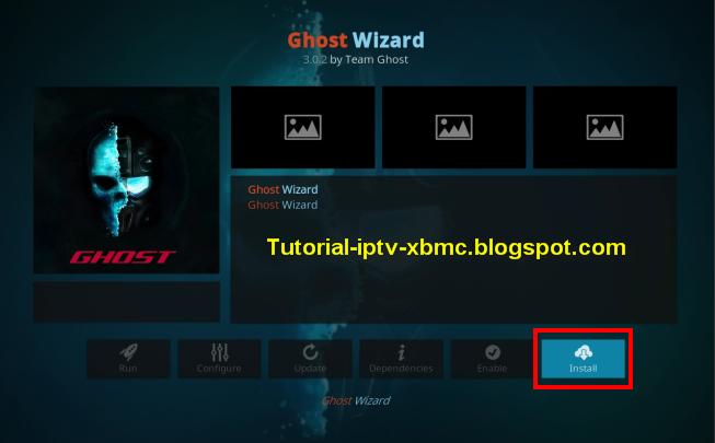 Ghost Build Wizard Kodi - Bestes Builds Kodi 18 2019 - New