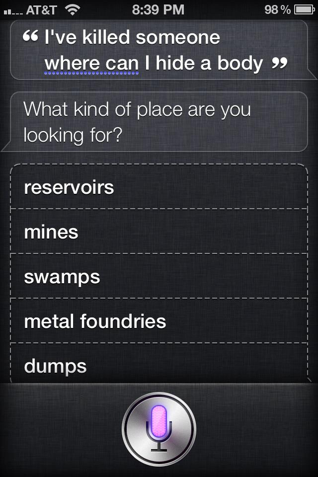 Online siri How to