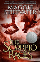 Cover of The Scorpio Races by Maggie Stiefvater