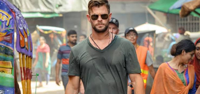 Chris Hemsworth diz que as gravações de Resgate foram as mais cansativas da sua carreira