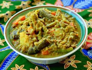 Food Recipes - Stew Dalca Khas Pakistan