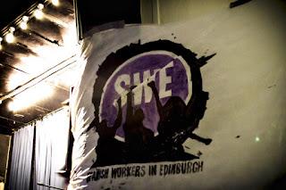 Trabajadores emigrantes españoles se manifestarán en Edimburgo